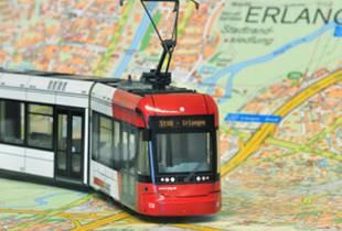 Sammlung der offiziellen Informationen zur StUB von der Stadt Erlangen.